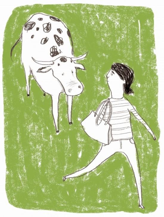 Cambridge Cow